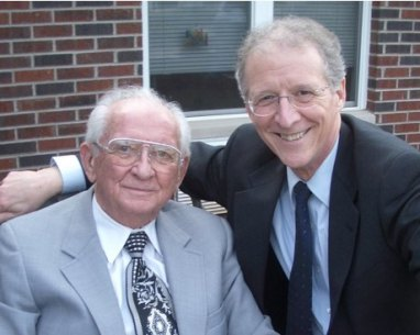 Bill and John Piper