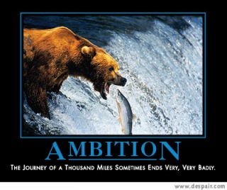 Demotivators_Ambition