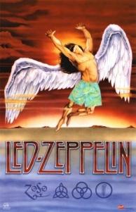 Led Zeppelin in Shorts