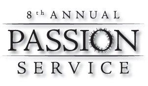 2008 Passion Service