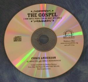 Gospel CD