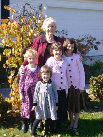 Grandma Anderson
